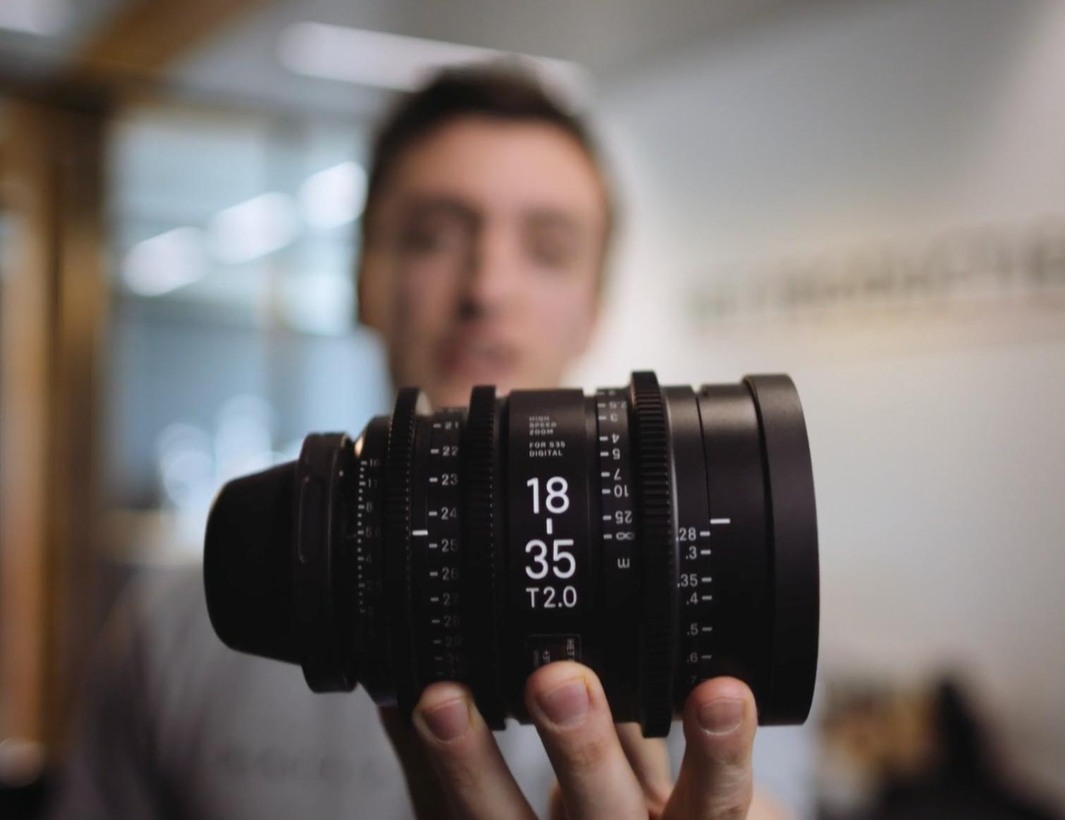 Vlog over onze nieuwe droomcamera. De Arri Mini.